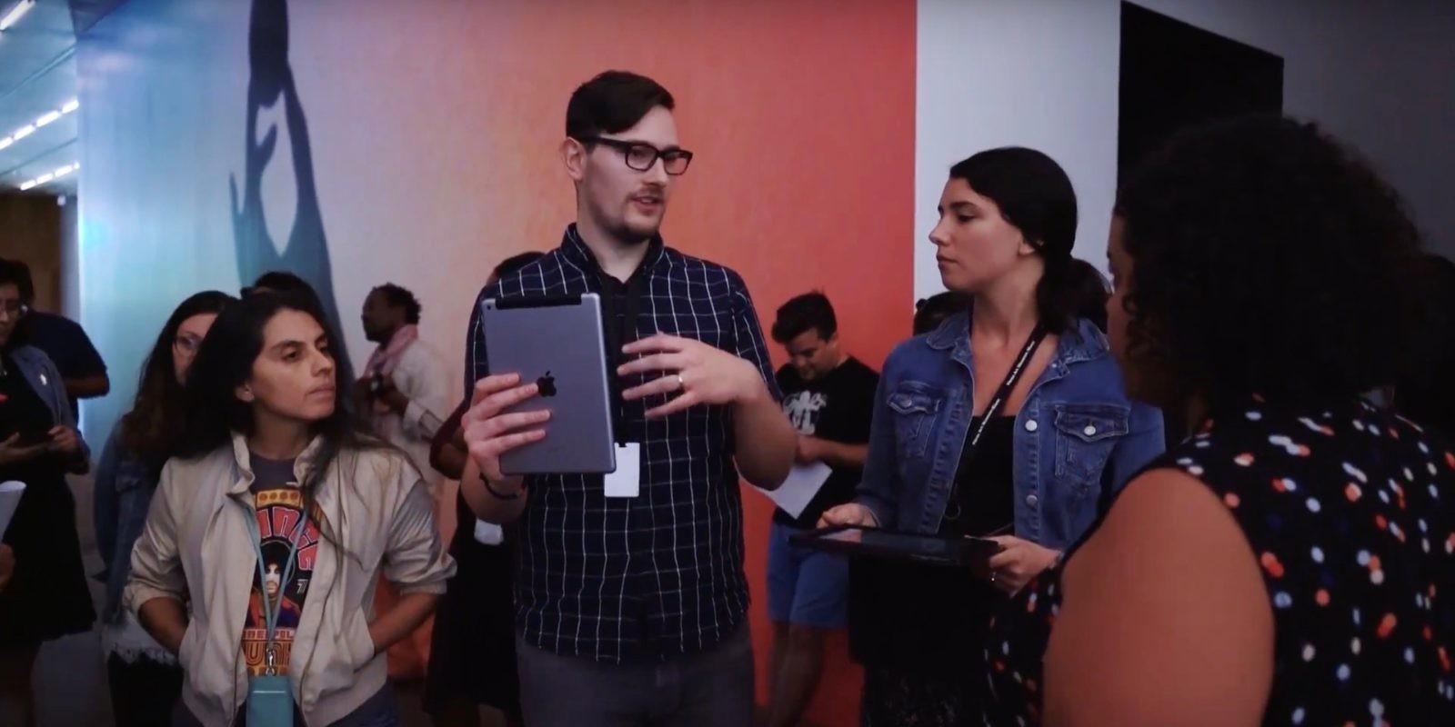 Pérez Art Museum Miami featuring first ARKit-powered digital art exhibit