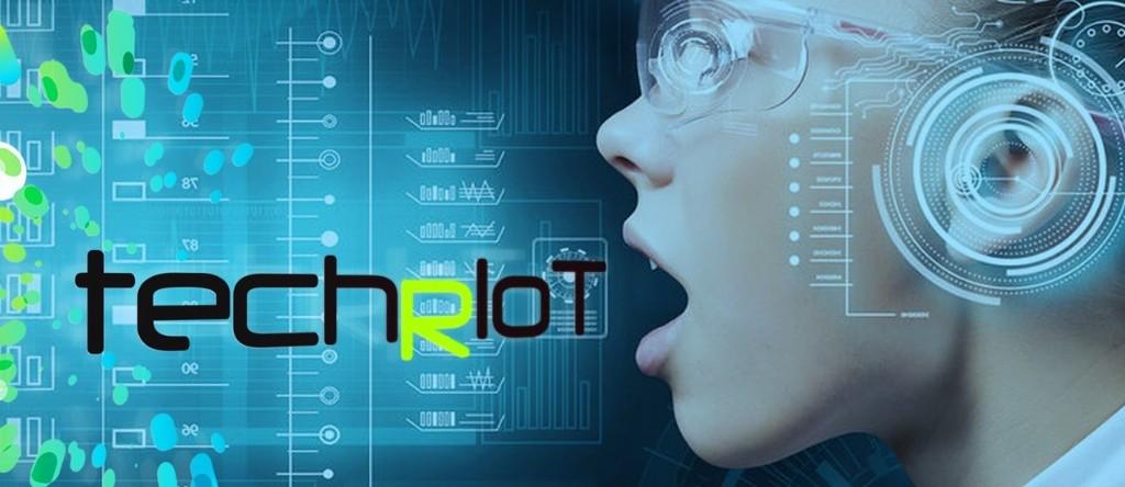 TechrIoT Monthly - Magazine cover