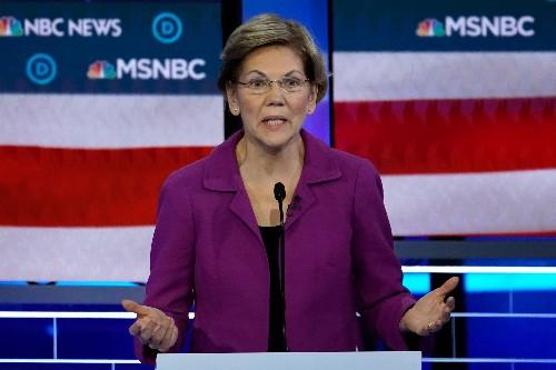 Elizabeth Warren's presidential campaign raised $11 million in January