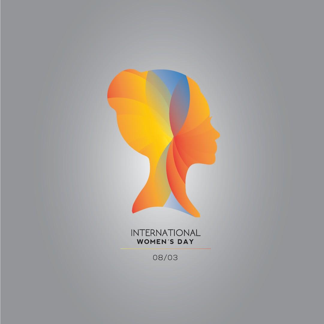 #logodesing #internationalwomansday #logo