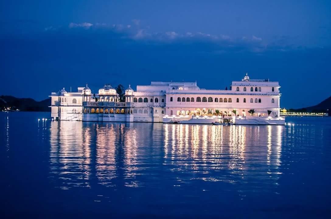 Lake Palace at Pichola Lake