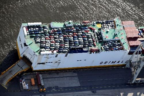 German export engine revs up in May, but Q2 still looks weak
