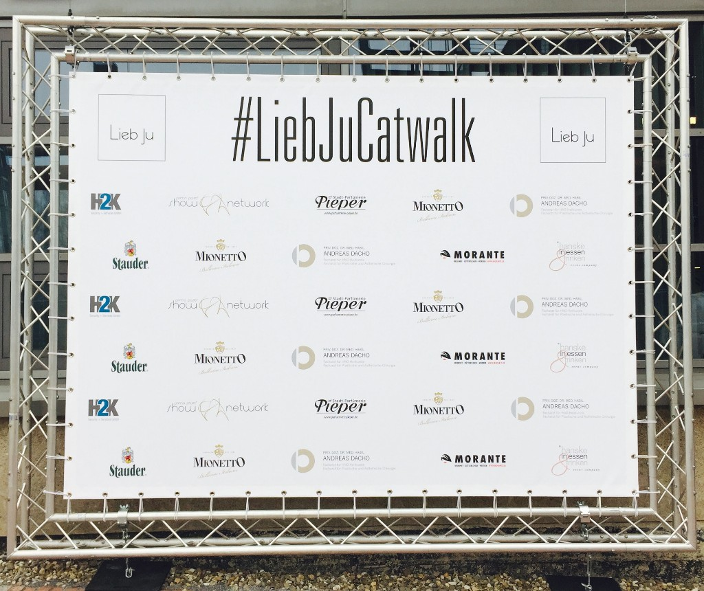 Lieb Ju Catwalk  #LiebJuCatwalk - Magazine cover