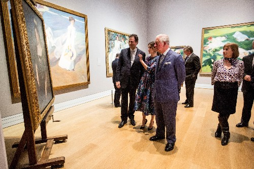 Spanish impressionist Sorolla gets royal treatment in London