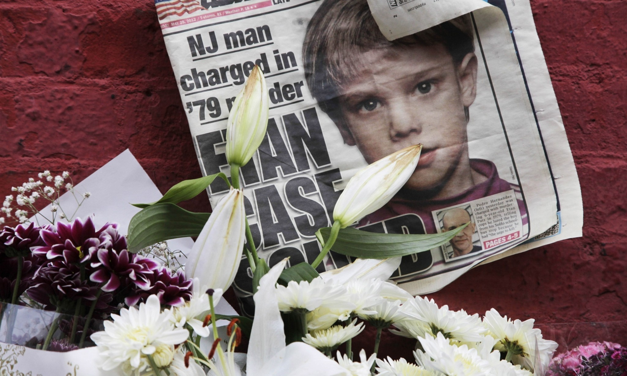 Etan Patz murder trial begins 35 years after 'milk carton boy' disappeared