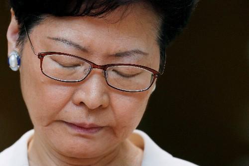 Hong Kong leader to hold dialogue aimed at easing tensions