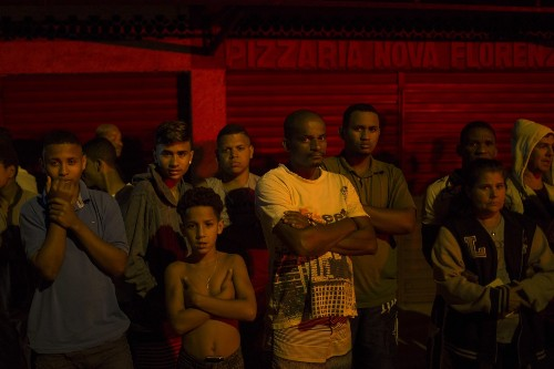 Inside the Favelas in Rio: Pictures