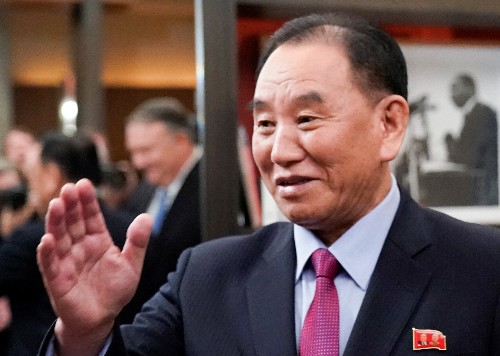 North Korea removes leader Kim's right-hand man: report