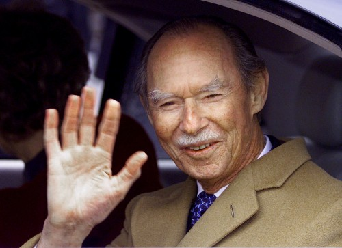 Obituary: Grand Duke Jean of Luxembourg dies at 98