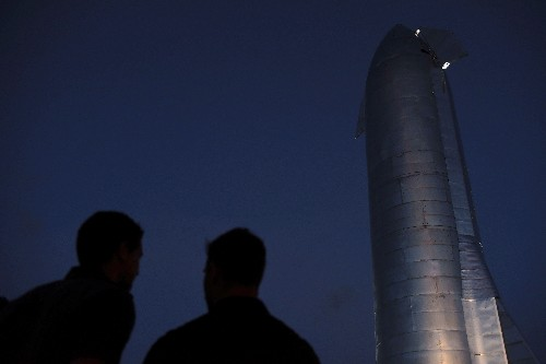 Musk's SpaceX rocket production facility approved by Port of Los Angeles
