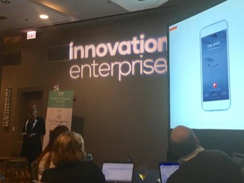 CCC killin' it at the Digital Ad Innovation Summit #flipbiz #flipchi
