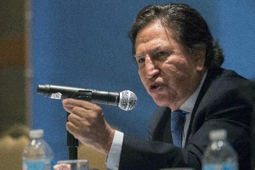 Ex-Peru president arrested in California drunkenness case