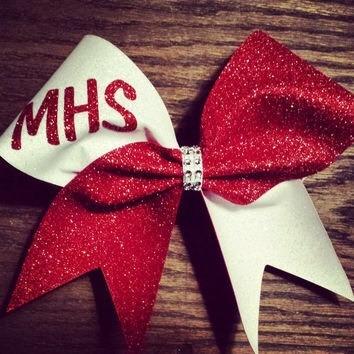 Cheer bows 🎀
