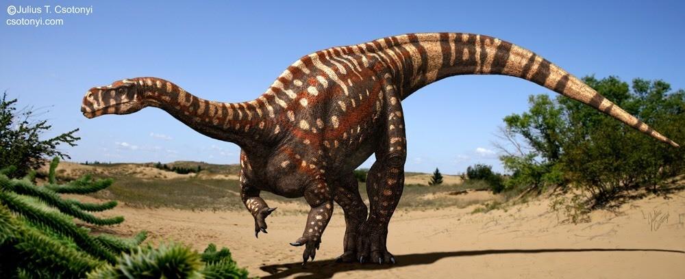 Artist rendering of Aardonyx