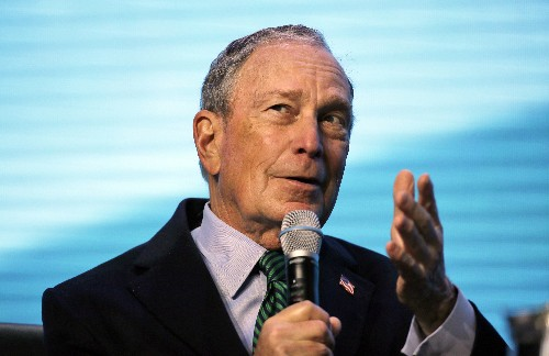 Bloomberg plan to reduce carbon emissions by 50% in 10 years