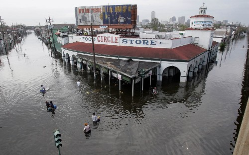 5 Topics for…Hurricane Katrina Anniversary