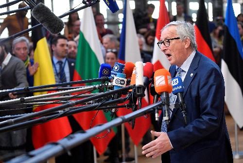 If Britain votes down Brexit deal next week, EU leaders will meet again: Juncker