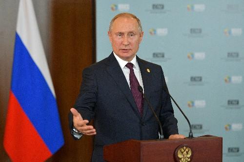 Putin warns of second Srebrenica if no amnesty for east Ukraine