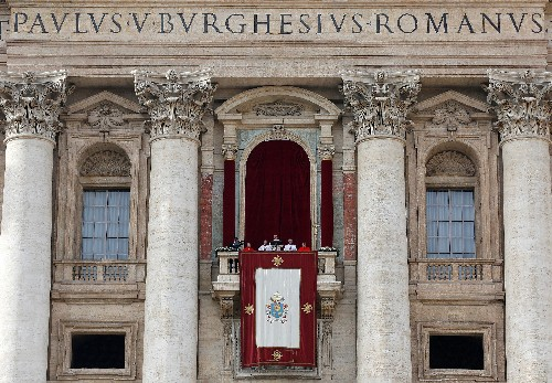 Suspicious financial activity at Vatican reaches six-year low: watchdog