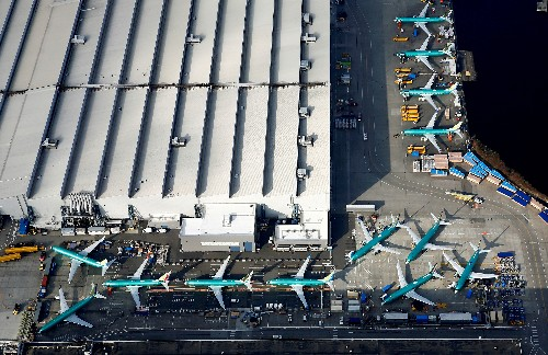 Exclusive: FAA tells U.N. aviation agency 737 MAX ungrounding in U.S. could happen by late June - sources