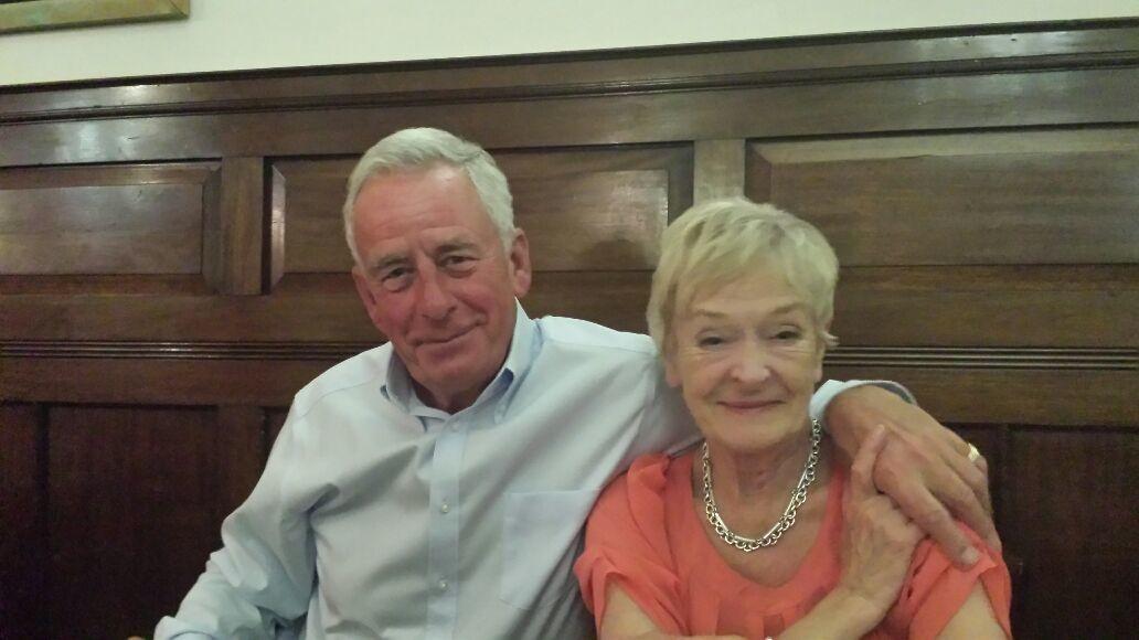 Happy 75th birthday dad x