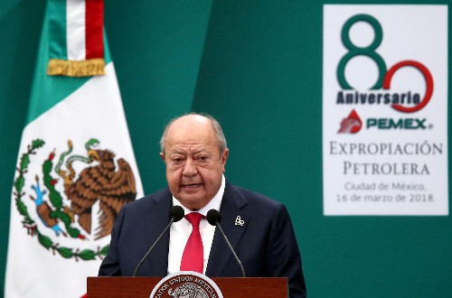 Mexican president confirms Pemex union boss under investigation