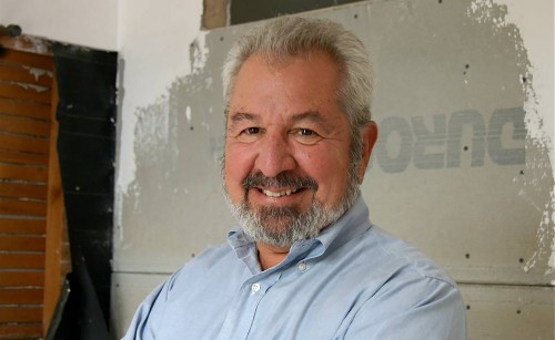 On the Red Couch with Home Improvement Host Bob Vila