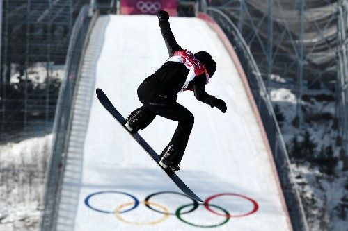 Big Air Meets Big Hair on Day 10 at the Olympics: Pictures