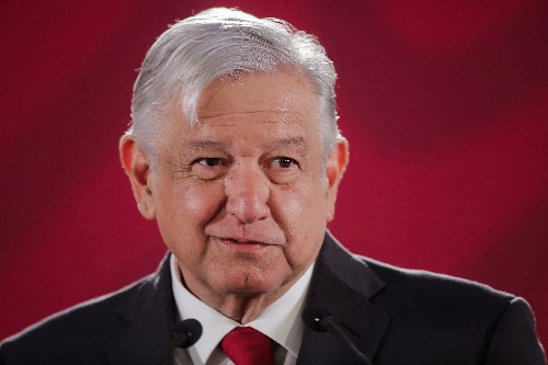 Mexico president says state will cover internet gaps, others should 'stand aside'