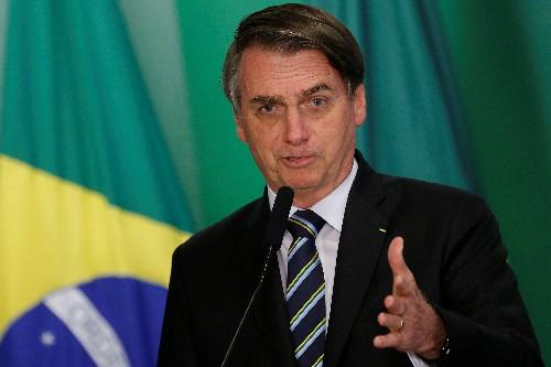 Brazil president raises eyebrows saying Holocaust can be forgiven