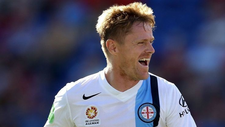 Damien Duff released by Melbourne City