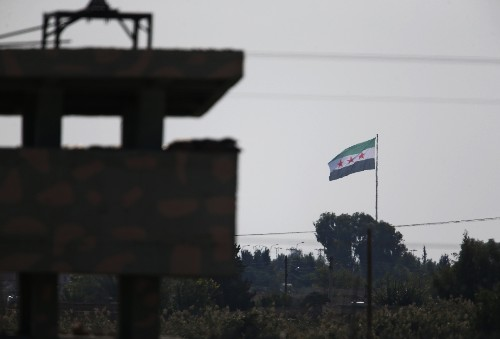 'America is running away': Syrian withdrawal turns chaotic