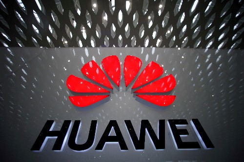 Huawei launches foldable phone in China
