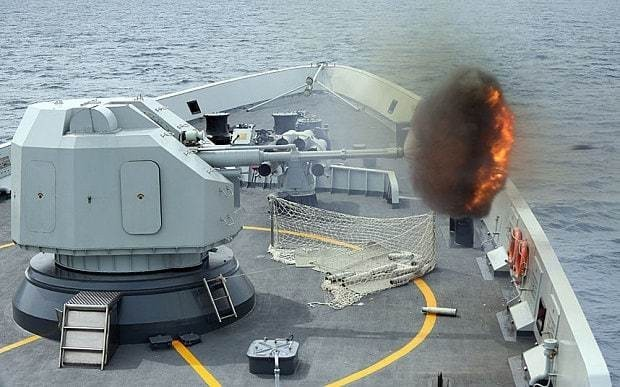 US-China war 'inevitable' unless Washington drops demands over South China Sea