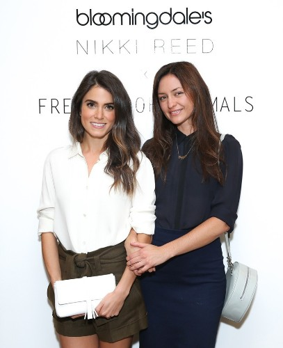 Nikki Reed Collaborates With Freedom of Animals To Promote Sustainable Fashion