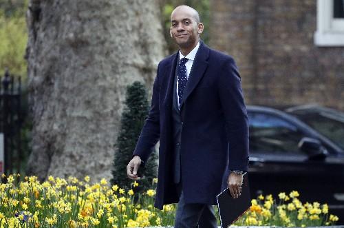 High-profile UK political defection highlights Brexit schism