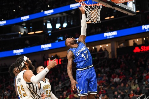 Fournier, Vucevic help Magic rout Hawks