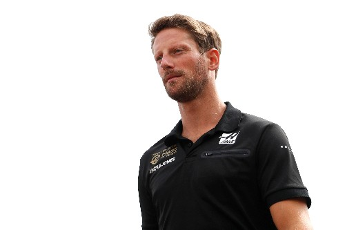 Motor racing: Haas stick with known quantity Grosjean for 2020