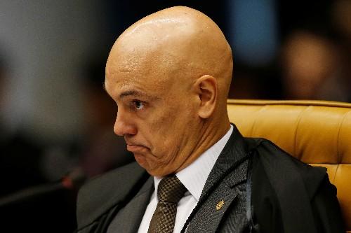 A Fachin, Moraes diz que inquérito sobre fake news investiga crimes que desvirtuam liberdade de expressão