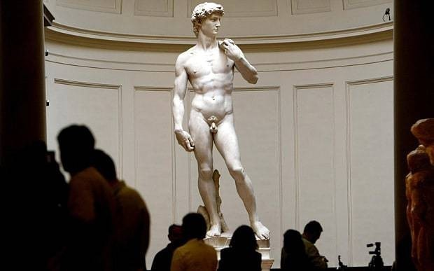 Michelangelo's David to get earthquake-proof pedestal