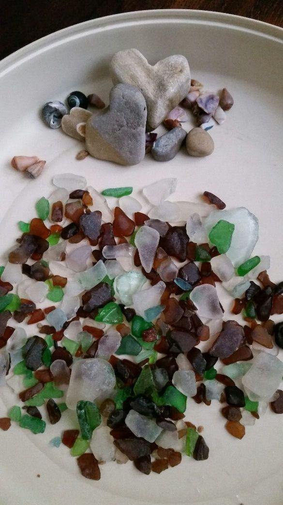 CALIFORNIA COAST SEA GLASS