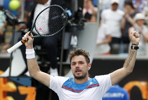 Wawrinka finds the answers to take down Medvedev