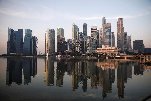 Singapore chases tech 'Jedi Masters' for Silicon Valley ambitions