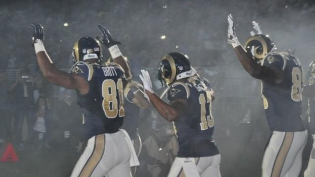 St. Louis Co. police, Rams spar over apology