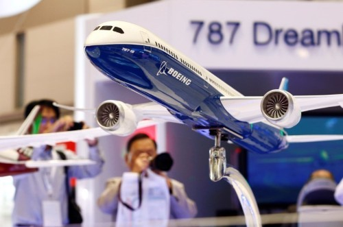 Printed titanium parts expected to save millions in Boeing...