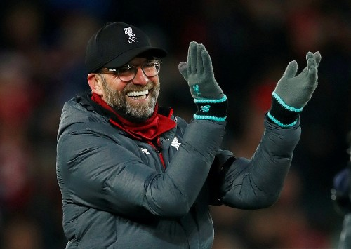Klopp wary of 'physical' Watford as Liverpool chase Premier League record