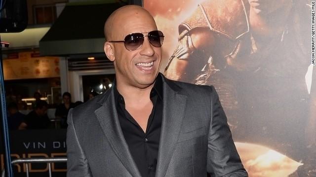 Vin Diesel suggests he may be in Marvel's 'Inhumans'