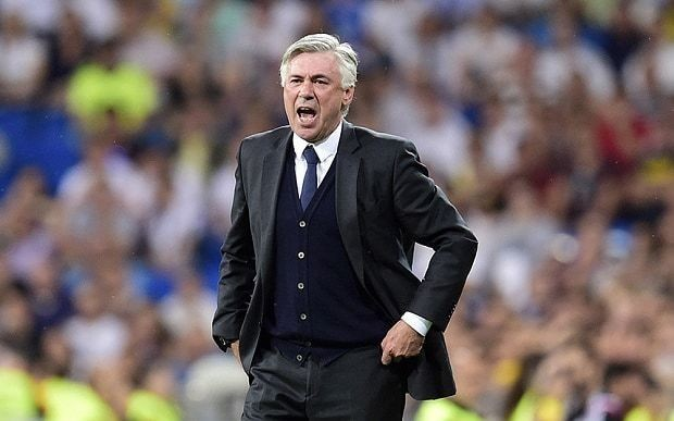 Carlo Ancelotti unwilling to become temporary manager