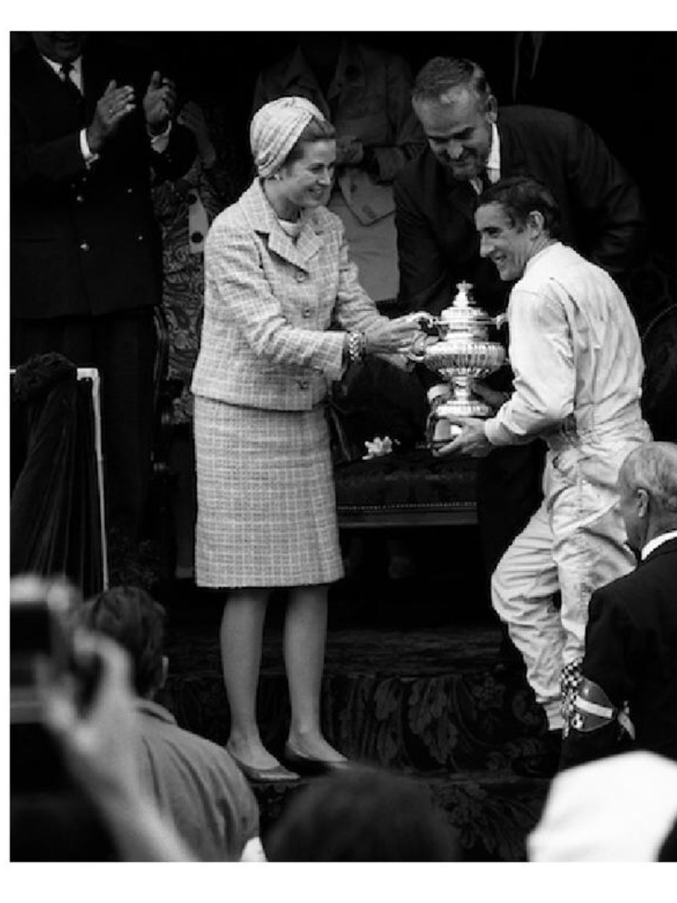 Princess Grace, LeMans 1961, Jesse Alexander, Golden age of LeMans