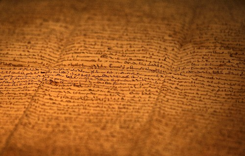 Timeline: From Magna Carta to Brexit: 800 years of constitutional crises in Britain